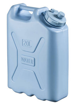 Scepter Military Water Can 20L BLUE
