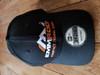 Emmrod new era all black adjustable hat
