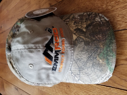 Emmrod Realtree camo/khaki hat