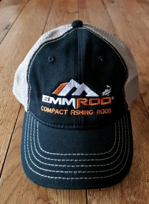 Emmrod Black/Khaki Adjustable Hat