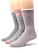 Warrior 100% Alpaca Socks Women's Cozy Comfort 2020 Relax Gift Box - Main