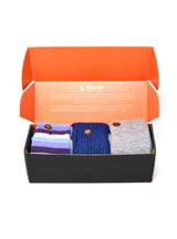 Women's Work From Home Cozy Sock Box Gift Set