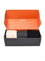 Warrior Alpaca Socks Diabetic Therapeutic Gift Sock Box Set