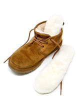 Alpaca Fur Insoles by Inca Fashions Shoe