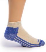 High Performance Shorty Athletic Alpaca Socks Side