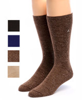 Men's Trouser Socks - Alpaca Wool Main Thumbnail Showing color options