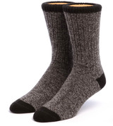 Base Camp Alpaca Socks Front