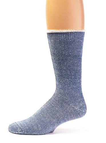 Koze Kick Back Terry Lined Socks Side View