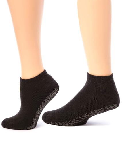 """Non Skid """"Yoga & More"""" Alpaca Socks  Unisex"""