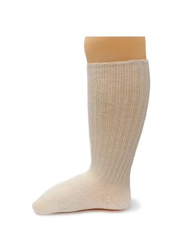 Baby Alpaca Dye-Free Infant & Toddler Socks Side View