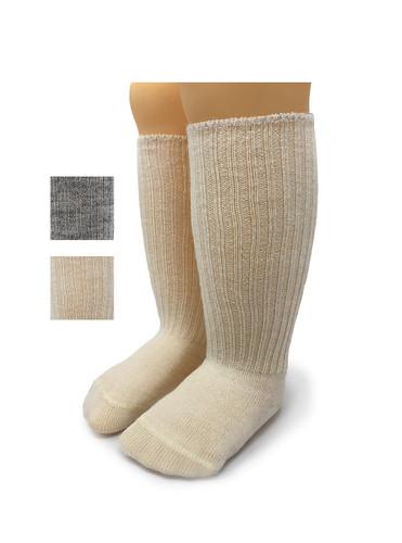 Baby Alpaca Dye-Free Infant & Toddler Socks Main Thumbnail View