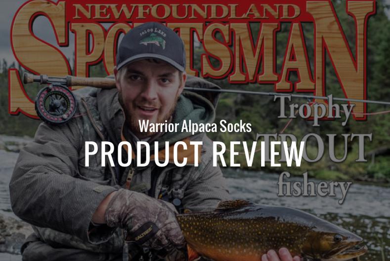 Warrior Alpaca Socks - Product Review