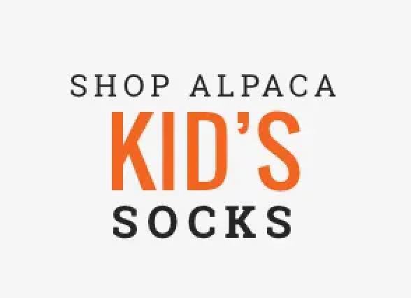 Kid's Alpaca Socks