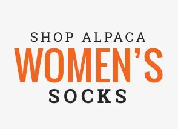 Women's Alpaca Socks