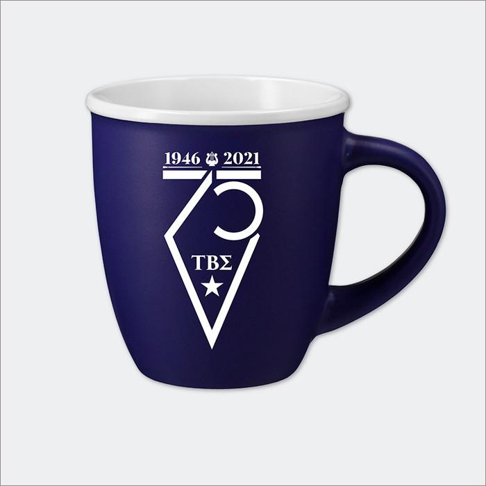 ΤΒΣ 75th Anniversary Coffee Mug