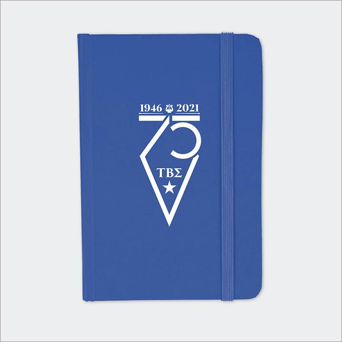 ΤΒΣ 75th Anniversary Notebook