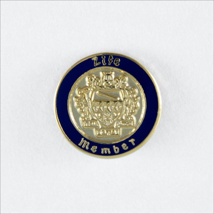 ΤΒΣ Life Member Pin