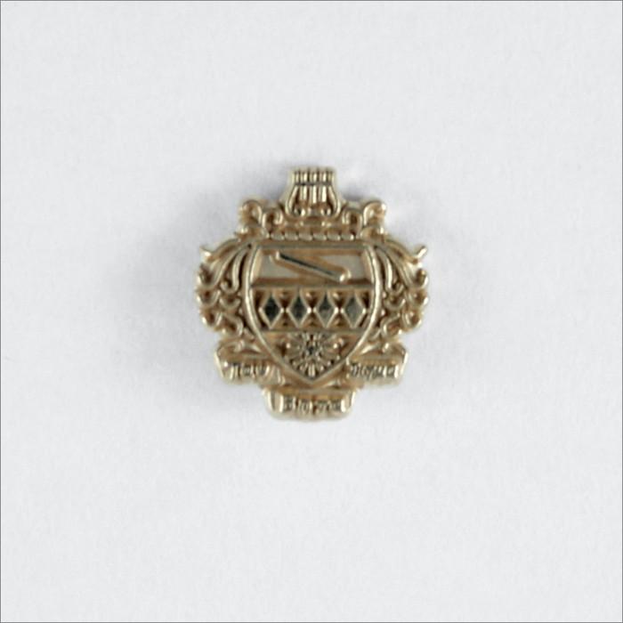 ΤΒΣ Crest Recognition Pin