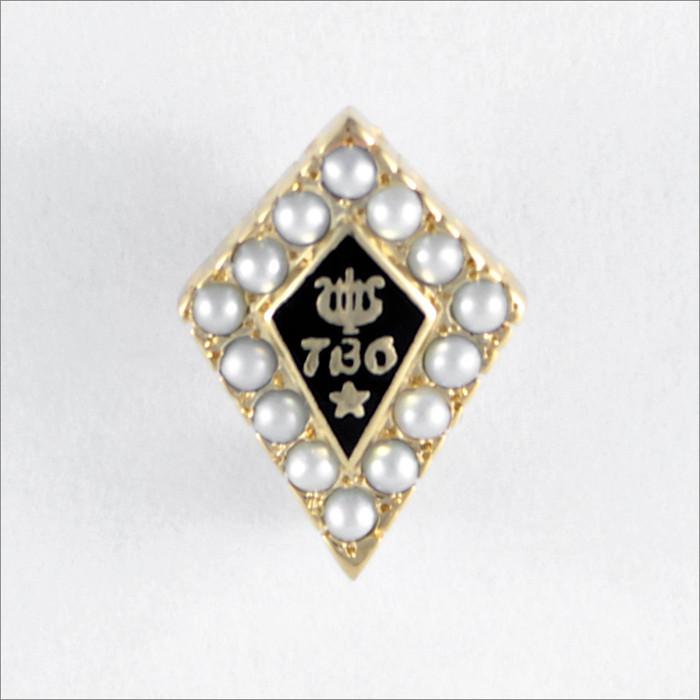 ΤΒΣ Crown Set Badge
