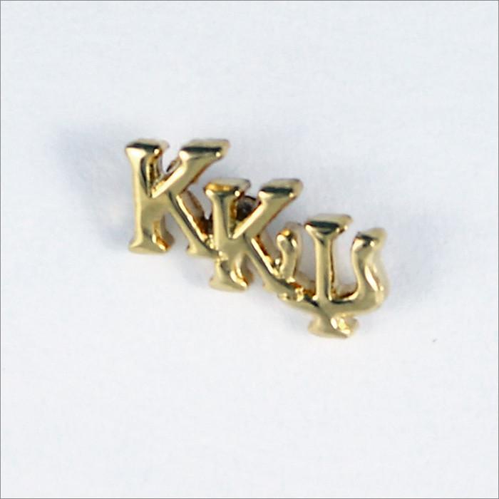 ΚΚΨ Monogram Lapel Pin