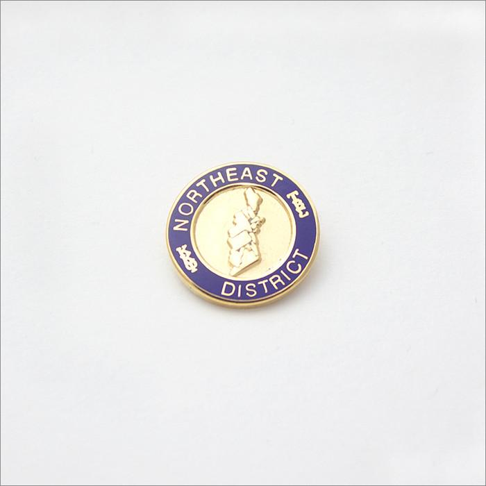 Northeast District Pin