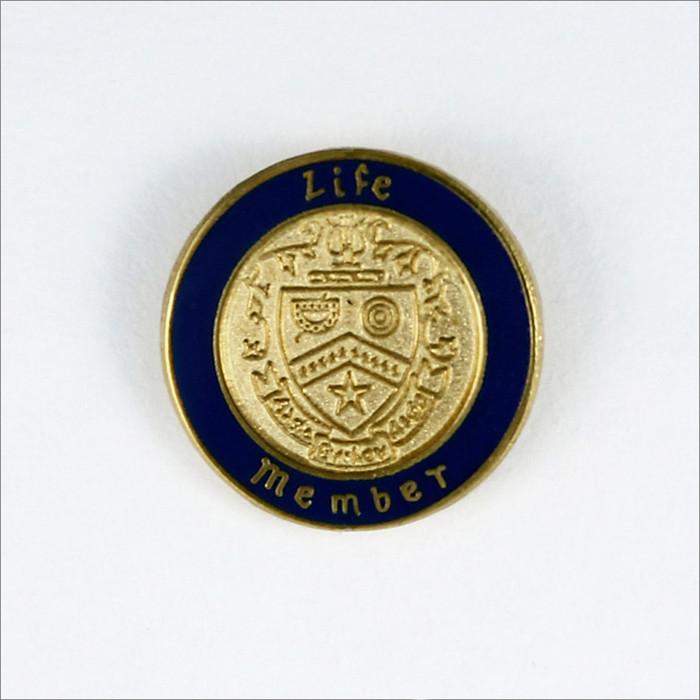 ΚΚΨ Life Member Pin