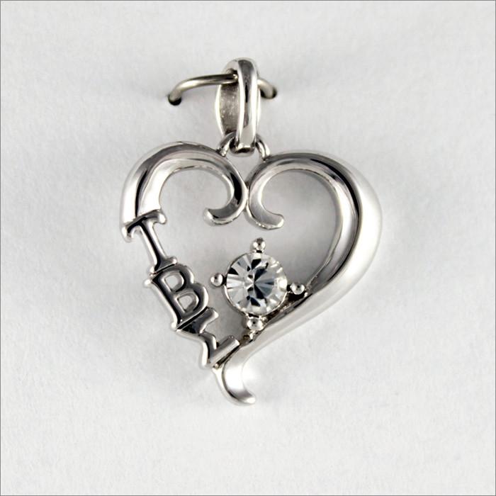 ΤΒΣ Heart Pendant