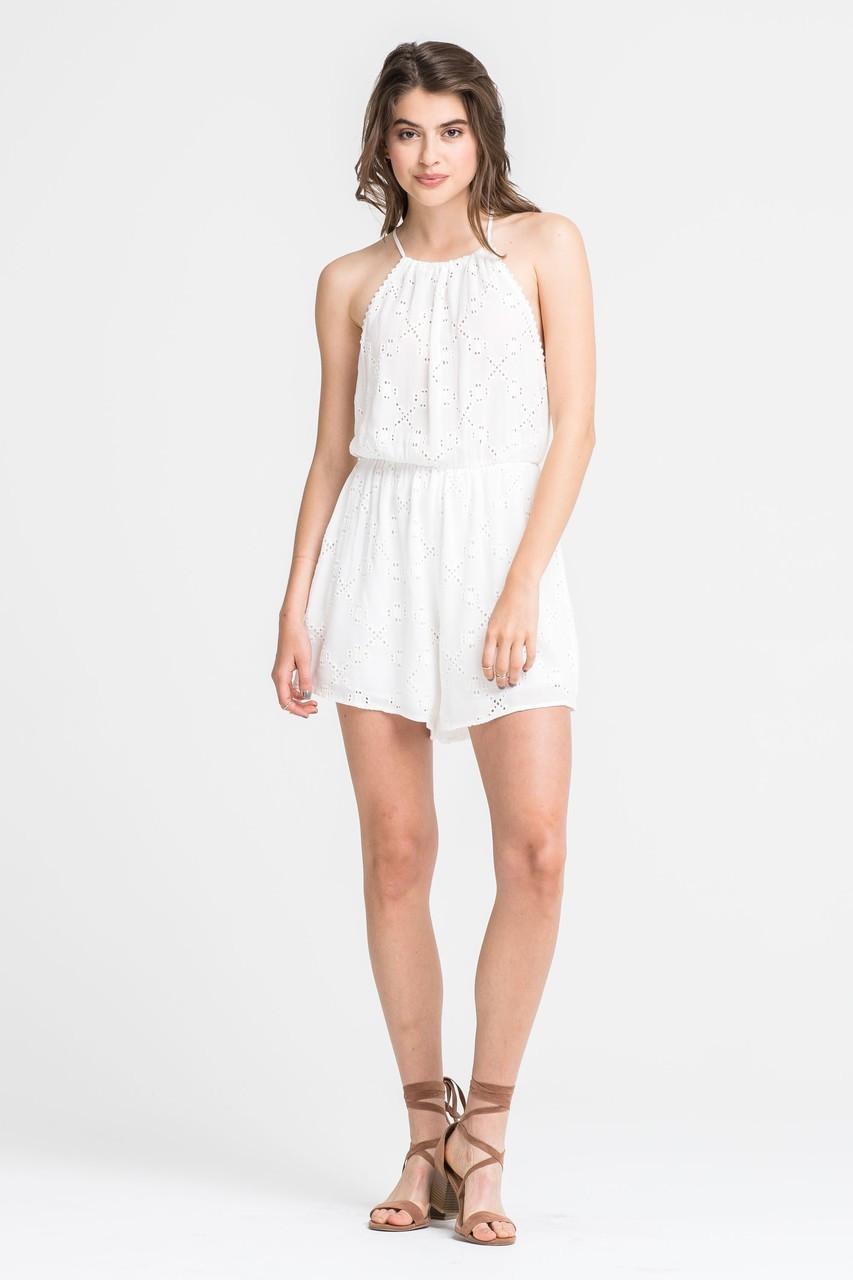 902e26b9828a Cream halter romper longhorn fashions jpg 853x1280 Cream romper