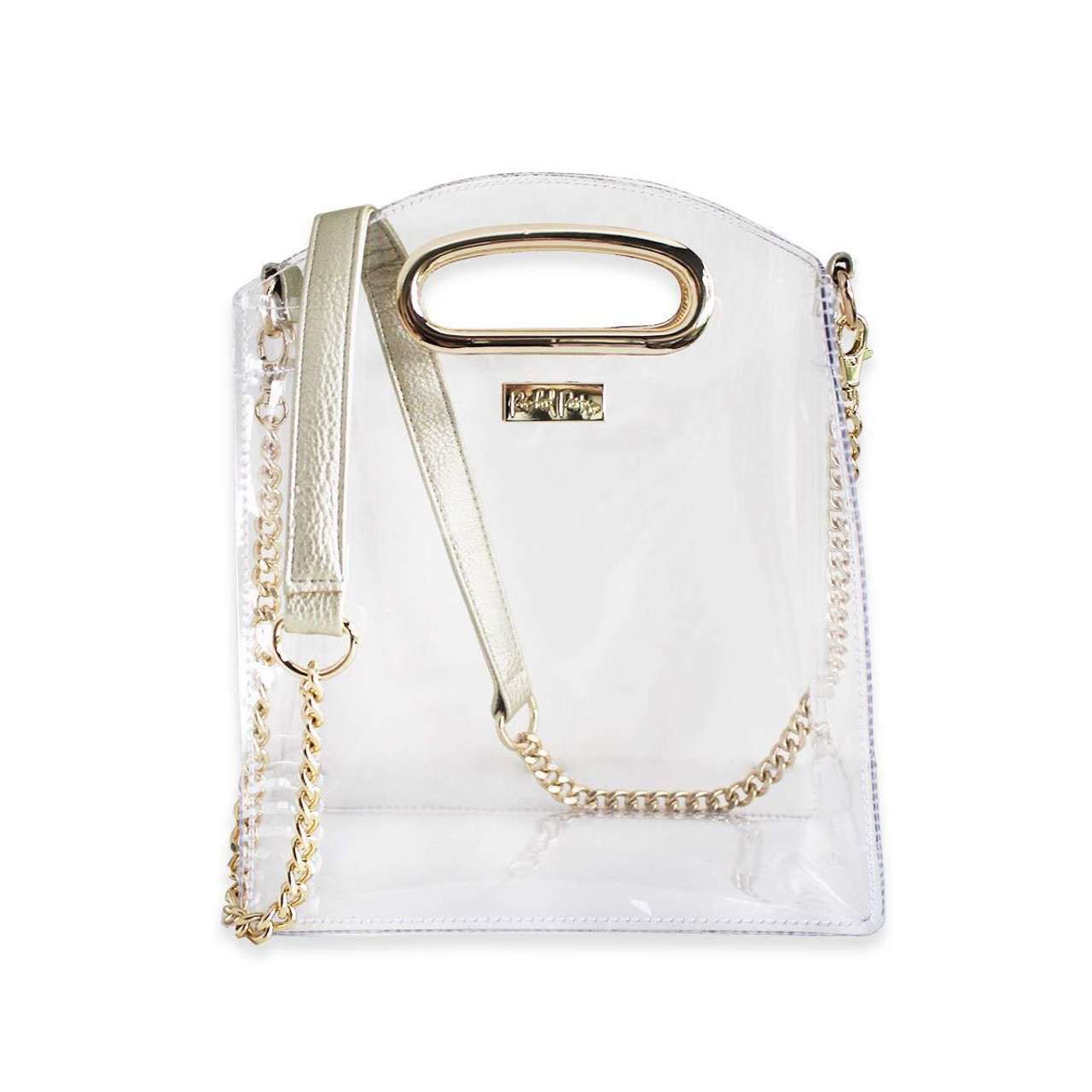 e12229dfd4a3 Packed Party Clear Crossbody Bag