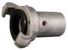 """Clemco CQA-1/2 Aluminum Quick Coupling for 1-3/16"""" OD Hose"""