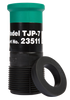 "TJP Standard Thread Nozzle for Hoses 3/4"" ID x 1-1/2"" OD"