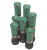 """TSP Standard Thread Nozzle for Hoses 1-1/4"""" ID x 2-3/32"""" OD"""