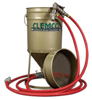 Clemco SG-300 Portable Suction Blast Gun with Hopper