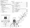 "Brass Adapter, 1/8 inch NPT with 1/16 inch Orifice x 1/4"" MJIC"