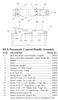 Clemco RLX Remote Control Lever Lock