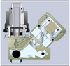 Clemco Millennium Inlet/Outlet Valve Assembly