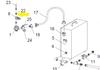 1/2 Inch Brass Adaptor Location on Pump Module