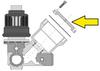 Clemco Millennium Valve Cylinder Cap