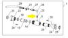 Item Location on WetBlast Flex Base Unit Injector