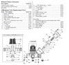 Clemco Millennium Valve Service Kit, Inlet Seals