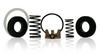 Clemco 1-1/2 inch Inlet Valve Service Kit