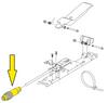 Clemco RLX Remote Control Electric Lo-Profile Male Connector