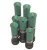 Clemco TXP-7 Nozzle, Tungsten Carbide Lined, Contractor Thread