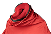 Clemco Apollo 60 Cape, Red with Red Inner Collar