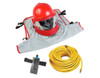 Clemco Apollo 600 HP DLX Supplied Air Respirator with CCAC and 50 ft. Hose