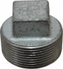 Pipe Plug, 1 inch NPT, Square Head