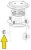 Pipe Plug, 1 inch NPT, Square Head