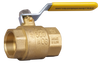 "Clemco 23108, 2"" Brass Ball Valve"