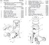 Clemco Model 1024 & 1042 Pot Parts