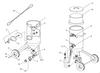 Adaptor, 3/4 inch Flexible Pusher Line
